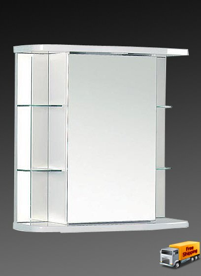 Lauren Delta Designer Bathroom Wall Unit 600mm
