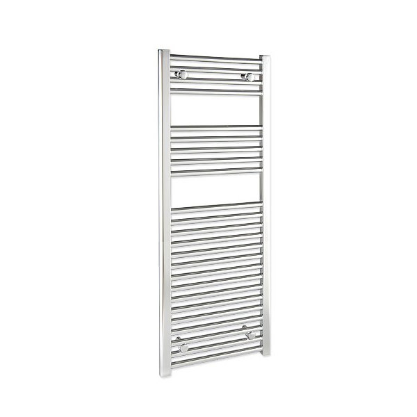 Large Image of Tivolis Heated Towel Rail 300 x 1400 Straight Towel Warmer