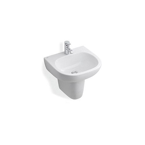 Large Image of Ideal Standard Jasper Morrison Semi Pedestal Basin 500mm - E618301