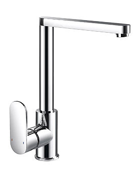Image of Sagittarius Metro Side Lever Kitchen Sink Mixer Tap | MT-155-C