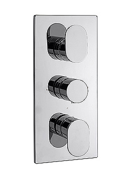 Sagittarius Plaza with 3 Way Diverter Valve - PL-277-C