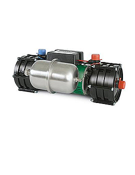 Salamander ESP CPV 50 Twin Impeller Pump - Positive And Negative Head