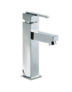 Mayfair Ice Quad Lever Freestanding Basin Mixer Tap 302mm - ISL029