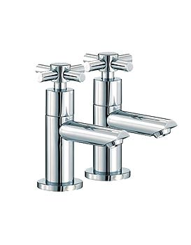 Series C Bath Taps Pair - SCX003