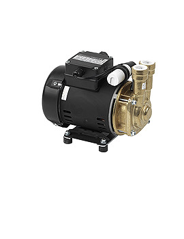 Techflow Single Impeller Pump With Positive Head - Turbo 3SE