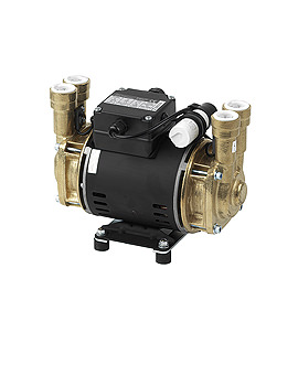Tech flow Twin Impeller Pump With Positive Head - Turbo 1