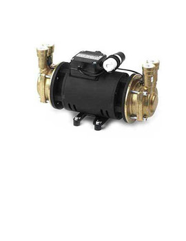 TechFlow Turbo 4 Twin Impeller Pump - Positive Head 4.0 Bar