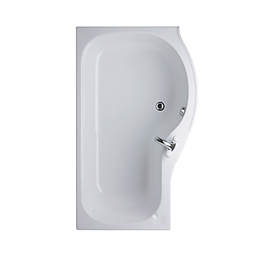 Large Image of Ideal Standard Space Idealform Plus Shower Bath 1700 x 700mm - E4958