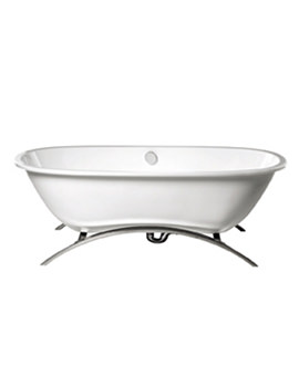 Ideal Standard The Bath With Wave Legs 1700 x 750mm - E200101