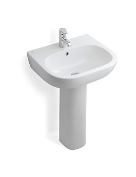 Ideal Standard Jasper Morrison Full Pedestal Basin 500mm - E618301