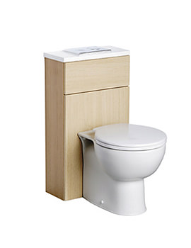 Image of Ideal Standard Space WC Unit With Cistern 450mm - E4641