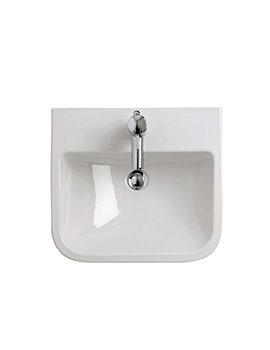 Ideal Standard Create Square Semi Countertop Basin 500mm - E310201