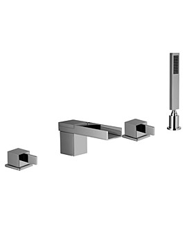 Mayfair Dream 4 Hole Bath Shower Mixer Tap - DRM047