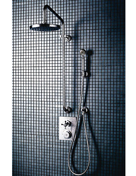 Imperial Cisne Luxury Concealed Shower Kit With Handset And Head