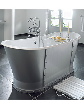 Baglioni Cast Iron Freestanding Luxury Bath 1700mm - CI000008