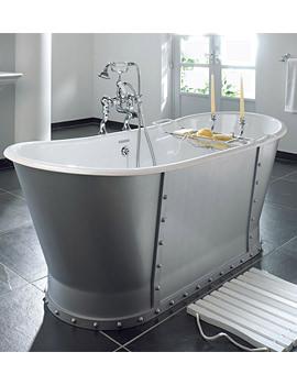 Baglioni Cast Iron Freestanding Luxury Bath 1700mm - CI000008