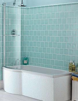 Imperial Indulgence Shower Bath 1500 x 700mm LH - XS72L00410