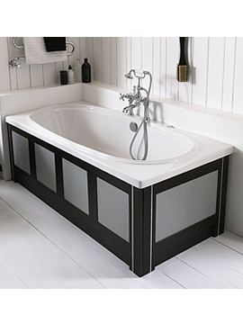 Windsor Luxury Double Ended Bath 1695 x 800mm - XW70010410
