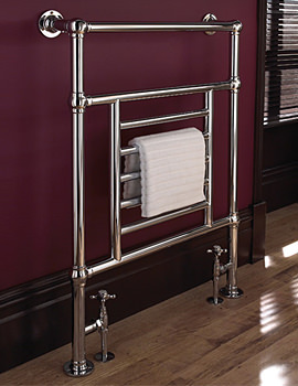 Imperial Amal Chrome Towel Warmer