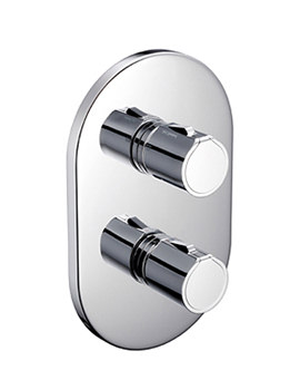 Ideal Standard Active Shower Faceplate And Handles - A4105AA