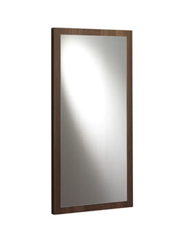 Image of Bauhaus Elite Bathroom Vanity Mirror 460mm | EL4696WT