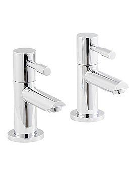 Series 2 Pair Of Bath Taps