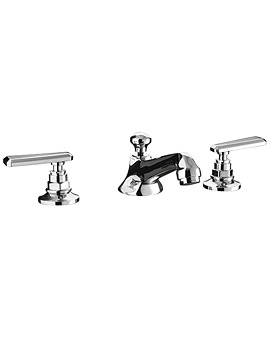 Poulie 3 Hole Basin Mixer Kit - ZXT6053100