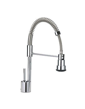 Espresso Professional Mono Kitchen Sink Mixer Tap - Exp-051