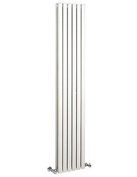 Revive Double Panel White Radiator 354x1800mm - HL326