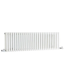 Refresh Designer Radiator White 1064 x 300mm - HLW22