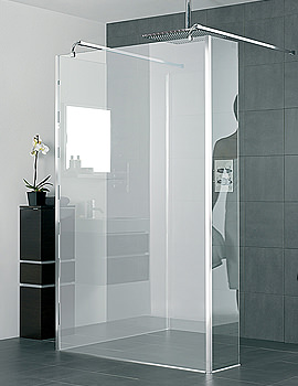Manhattan Wetroom Cubicle Shower Enclosure 1200mm