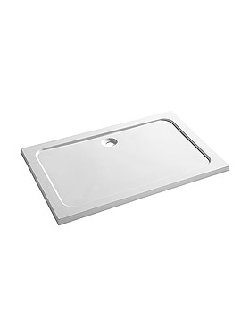 Manhattan Ultra 40 Shower Tray 1000 x 800mm - ULTRA-U1080W