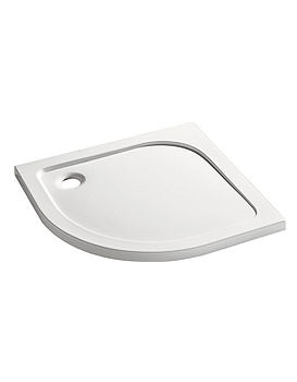 Manhattan Ultra 40 Quadrant Tray 800mm - UQD80W