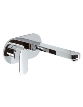Life Wall Mounted Single Lever Basin Mixer Tap - LIF-109S