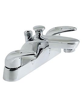 Magma Deck Mounted Bath Shower Mixer - MAG-130