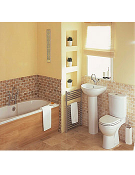 Shadow Designer Bathroom Suites from lauren