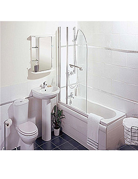 Lauren Sub-Way Designer Bathroom Suites