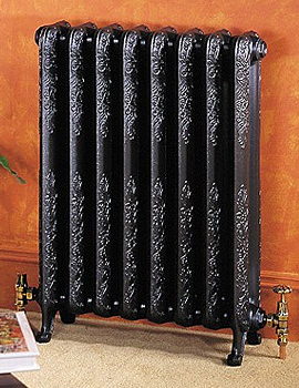 Burlington Designer Radiators - Periodic Styles - BUR 0838-B-04