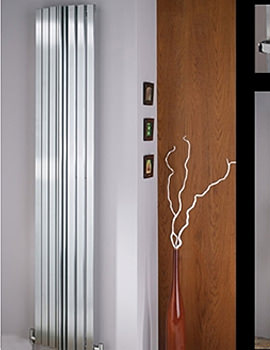 Radiators from MHS With Optional Towel Holder - ORI 03 1 150035