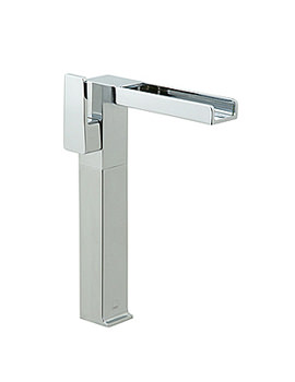 Vado Synergie Extended Deck Mounted Mono Basin Mixer Tap