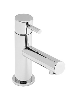 Image of Vado Zoo Mini Mono Basin Mixer Tap - ZOO-100M-SB