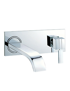Instinct Wall Mounted Basin Mixer Tap - INS-109S