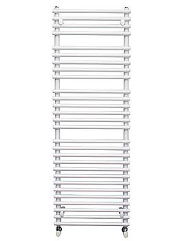 Related Apollo Pavia Tube-on-Tube White Towel Warmer 500 x 1200mm