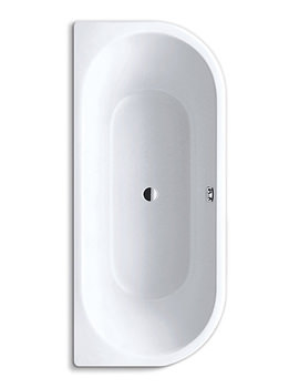 Kaldewei Centro Duo 2 Supersteel Bath 1700 x 750mm - 2831 0001 0001