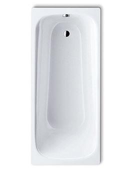 Kaldewei Dyna 393 Supersteel Bath 1700 x 700mm-2240 0001 0001