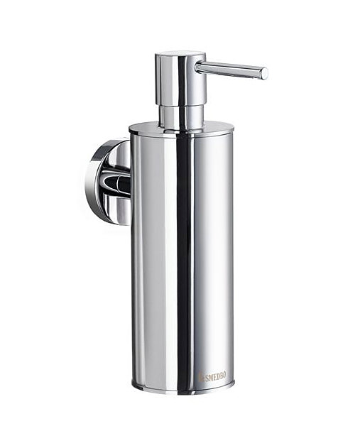 Large Image of Smedbo Home Soap Dispenser With Holder - HK370