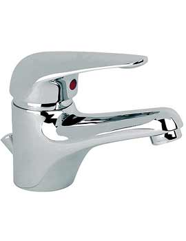 Related Mayfair Cosmos Mono Basin Mixer Tap With Pop Up Waste - COS005