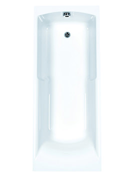 Carron Apex Shower Bath 1700 x 800mm - CABAP17080PA