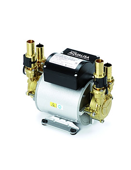 Aqualisa Mach 2.5 Bar Twin Ended Shower Pump - MC0250