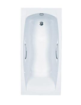 Carron Imperial 5mm Single Ended Bath 1800 x 750mm - CABIM18575TA